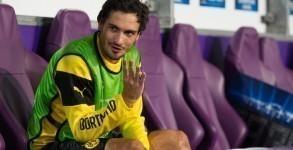 CL: RSC Anderlecht - Dortmund