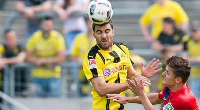 Des forfaits majeurs face au Hertha Berlin