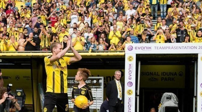 La saison lancée devant 30 000 fans