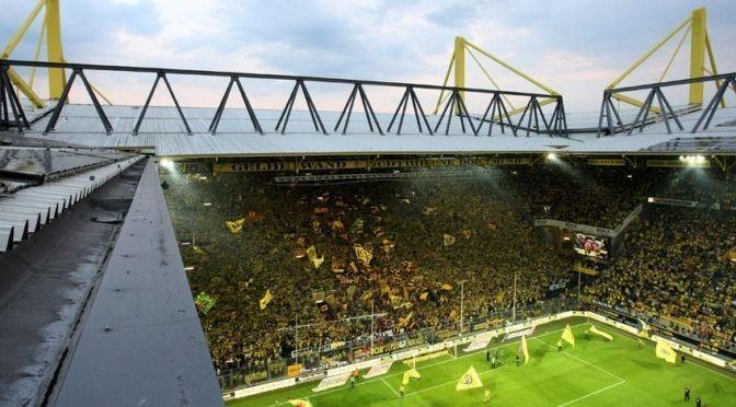 Dortmund, plus grosse affluence d'Europe