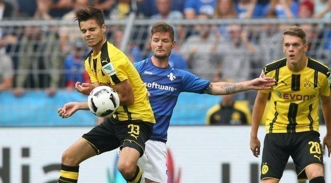 Dortmund veut prolonger Julian Weigl