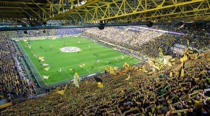 40 millions de spectateurs au Westfalenstadion !